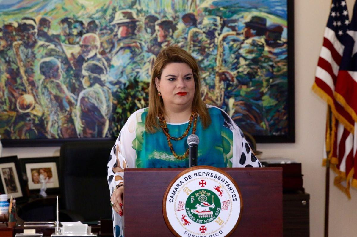 Jenniffer González se reúne con el Senador BobMenéndez
